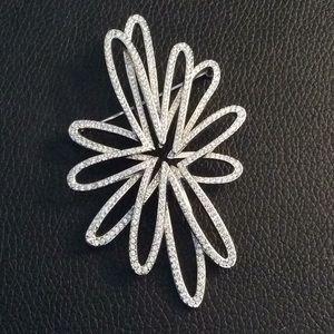 Genuine Swarovski Pin (logo marked)